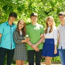 9А и 9В классы, школа №54. Выпуск 2016