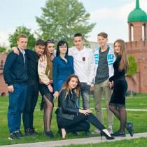 9-Д класс, лицей №2. Выпуск 2017